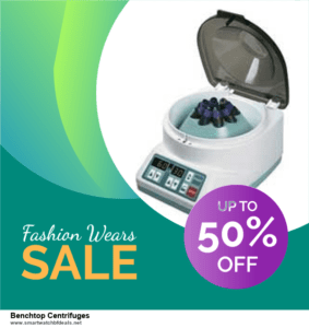 5 Best Benchtop Centrifuges Black Friday 2020 and Cyber Monday Deals & Sales