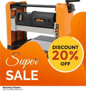 13 Best Black Friday and Cyber Monday 2020 Benchtop Planers Deals [Up to 50% OFF]