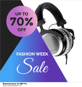 7 Best Beyerdynamic Dt 880 Pro Black Friday 2020 and Cyber Monday Deals [Up to 30% Discount]