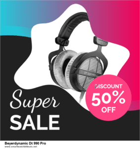 Top 11 Black Friday and Cyber Monday Beyerdynamic Dt 990 Pro 2020 Deals Massive Discount