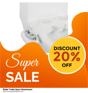 Top 10 Bidet Toilet Seat Attachment Black Friday 2020 and Cyber Monday Deals