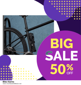 List of 6 Bike Alarms Black Friday 2020 and Cyber MondayDeals [Extra 50% Discount]