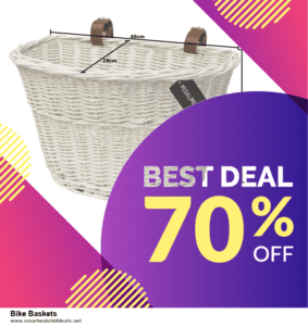 9 Best Bike Baskets Black Friday 2020 and Cyber Monday Deals Sales