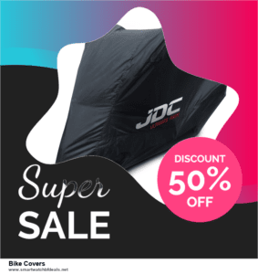 6 Best Bike Covers Black Friday 2020 and Cyber Monday Deals | Huge Discount