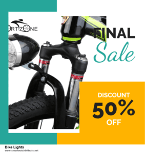 List of 10 Best Black Friday and Cyber Monday Bike Lights Deals 2021