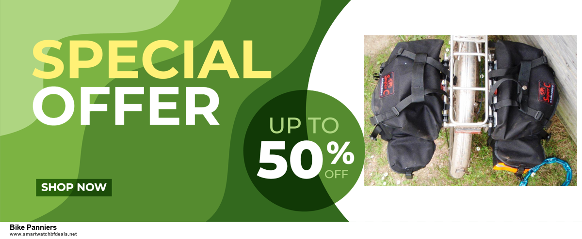 10 Best Bike Panniers Black Friday 2020 and Cyber Monday Deals Discount Coupons
