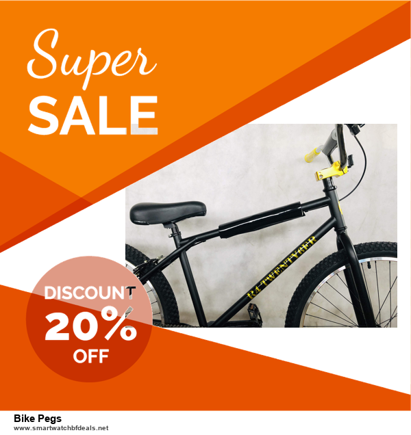 Top 11 Black Friday and Cyber Monday Bike Pegs 2020 Deals Massive Discount