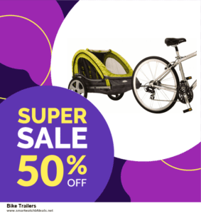 6 Best Bike Trailers Black Friday 2020 and Cyber Monday Deals | Huge Discount