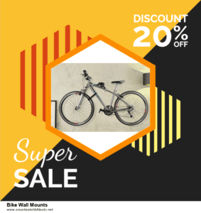 Top 5 Black Friday 2020 and Cyber Monday Bike Wall Mounts Deals [Grab Now]