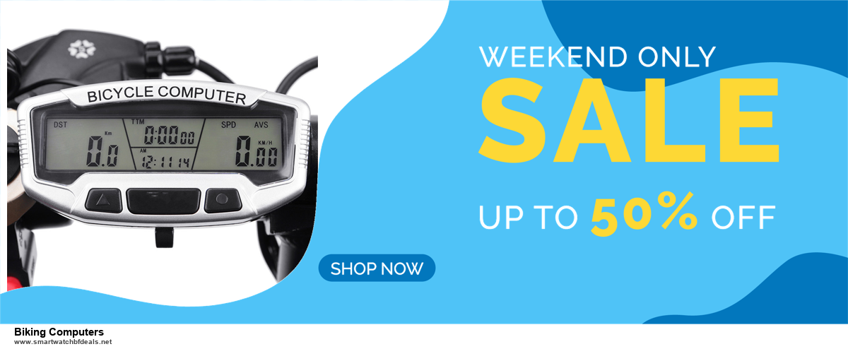 13 Best Black Friday and Cyber Monday 2020 Biking Computers Deals [Up to 50% OFF]