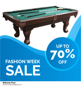 Top 11 Black Friday and Cyber Monday Billiards Pool 2020 Deals Massive Discount