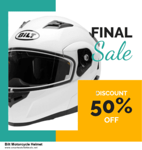 10 Best Bilt Motorcycle Helmet Black Friday 2020 and Cyber Monday Deals Discount Coupons