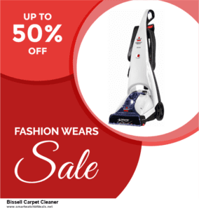 13 Best Black Friday and Cyber Monday 2020 Bissell Carpet Cleaner Deals [Up to 50% OFF]