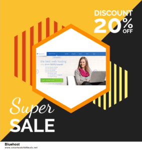 6 Best Bluehost Black Friday 2021 and Cyber Monday Deals | Huge Discount