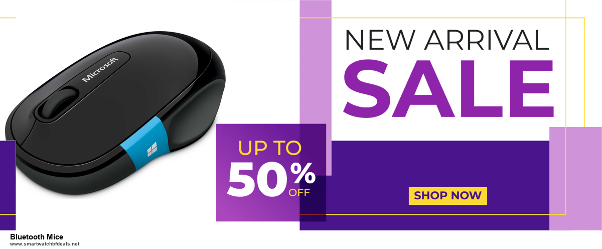 Grab 10 Best Black Friday and Cyber Monday Bluetooth Mice Deals & Sales