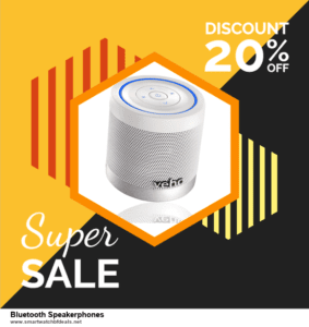 List of 10 Best Black Friday and Cyber Monday Bluetooth Speakerphones Deals 2020