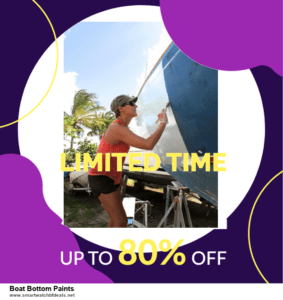 10 Best Black Friday 2020 and Cyber Monday  Boat Bottom Paints Deals | 40% OFF