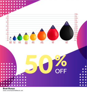 13 Best Black Friday and Cyber Monday 2021 Boat Buoys Deals [Up to 50% OFF]