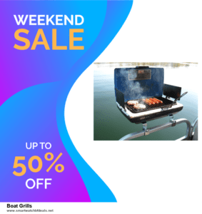 10 Best Boat Grills Black Friday 2020 and Cyber Monday Deals Discount Coupons