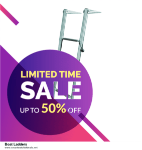 Top 11 Black Friday and Cyber Monday Boat Ladders 2020 Deals Massive Discount