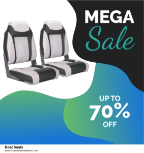 13 Exclusive Black Friday and Cyber Monday Boat Seats Deals 2020
