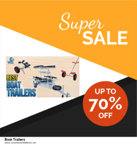 6 Best Boat Trailers Black Friday 2020 and Cyber Monday Deals | Huge Discount