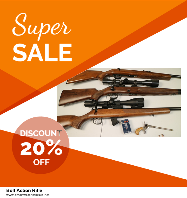 List of 6 Bolt Action Rifle Black Friday 2020 and Cyber MondayDeals [Extra 50% Discount]