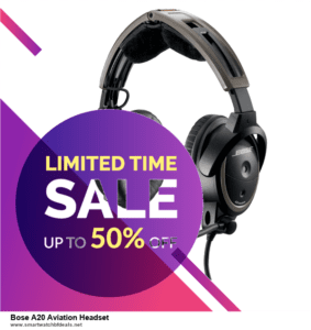 Top 10 Bose A20 Aviation Headset Black Friday 2020 and Cyber Monday Deals