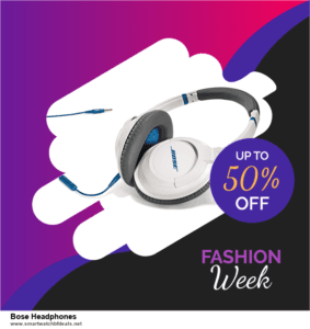 Top 5 Black Friday and Cyber Monday Bose Headphones Deals 2020 Buy Now