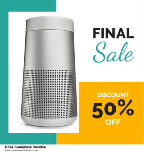 13 Exclusive Black Friday and Cyber Monday Bose Soundlink Revolve Deals 2020