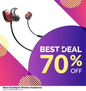 Grab 10 Best Black Friday and Cyber Monday Bose Soundsport Wireless Headphone Deals & Sales