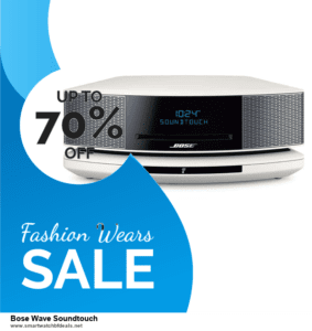 List of 6 Bose Wave Soundtouch Black Friday 2021 and Cyber MondayDeals [Extra 50% Discount]