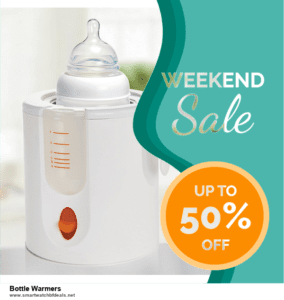 13 Exclusive Black Friday and Cyber Monday Bottle Warmers Deals 2020