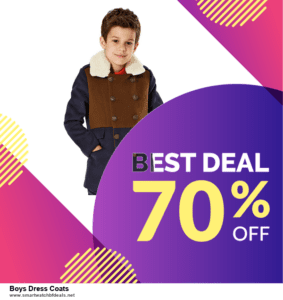 Grab 10 Best Black Friday and Cyber Monday Boys Dress Coats Deals & Sales