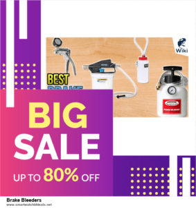 6 Best Brake Bleeders Black Friday 2020 and Cyber Monday Deals | Huge Discount