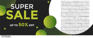 List of 10 Best Black Friday and Cyber Monday Brick Wallpapers Deals 2020