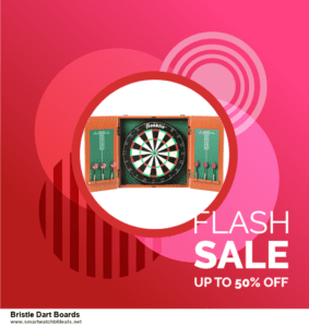 List of 10 Best Black Friday and Cyber Monday Bristle Dart Boards Deals 2020