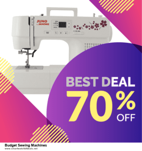 Top 11 Black Friday and Cyber Monday Budget Sewing Machines 2020 Deals Massive Discount