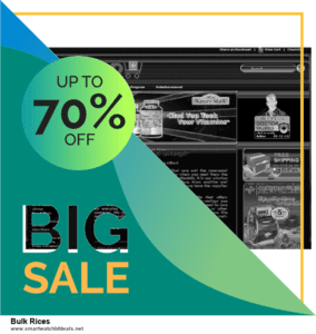 Grab 10 Best Black Friday and Cyber Monday Bulk Rices Deals & Sales
