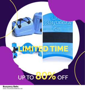13 Exclusive Black Friday and Cyber Monday Buoyancy Belts Deals 2020