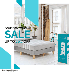 7 Best Buy Leesa Mattress Black Friday 2020 and Cyber Monday Deals [Up to 30% Discount]