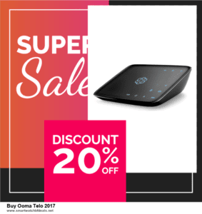 Top 11 Black Friday and Cyber Monday Buy Ooma Telo 2017 2020 Deals Massive Discount