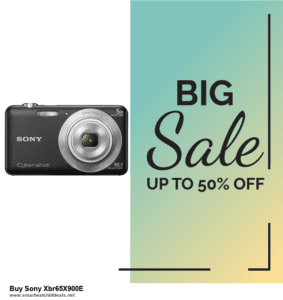 9 Best Buy Sony Xbr65X900E Black Friday 2020 and Cyber Monday Deals Sales