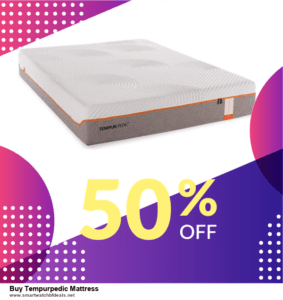 13 Best Black Friday and Cyber Monday 2020 Buy Tempurpedic Mattress Deals [Up to 50% OFF]