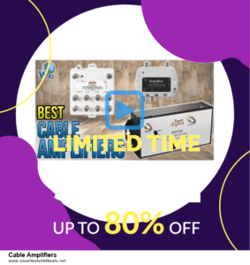 Top 11 Black Friday and Cyber Monday Cable Amplifiers 2020 Deals Massive Discount