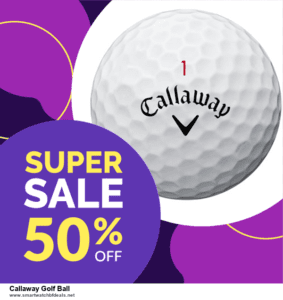 10 Best Black Friday 2020 and Cyber Monday  Callaway Golf Ball Deals | 40% OFF