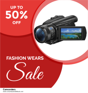 5 Best Camcorders Black Friday 2020 and Cyber Monday Deals & Sales