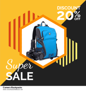 13 Best Black Friday and Cyber Monday 2020 Camera Backpacks Deals [Up to 50% OFF]