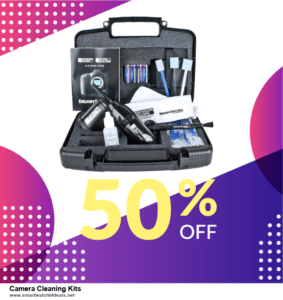 9 Best Camera Cleaning Kits Black Friday 2020 and Cyber Monday Deals Sales