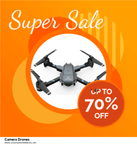 Top 5 Black Friday 2020 and Cyber Monday Camera Drones Deals [Grab Now]